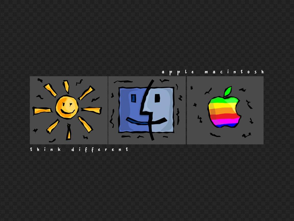 マック 壁紙 - Apple Macintosh WALLPAPER