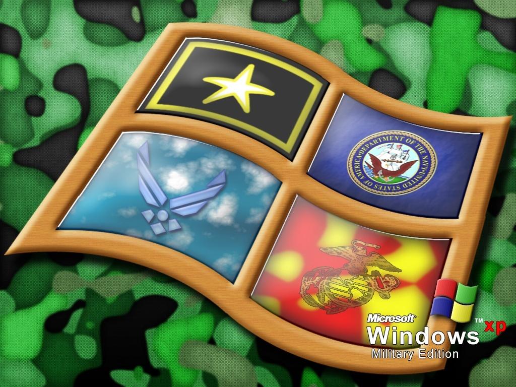 ウィンドウズ XP 壁紙 - US Military WALLPAPER