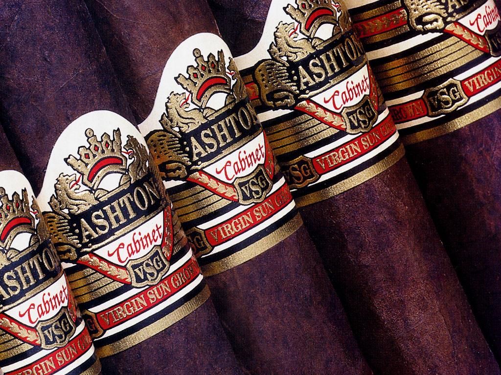 アシュトン葉巻 壁紙 - Ashton Cigars WALLPAPER