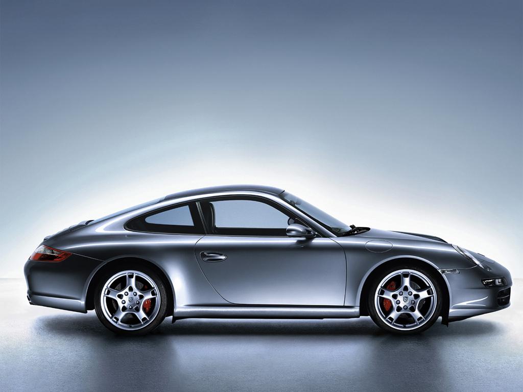 ポルシェ・カレラ 壁紙 - Porsche Carrera GT WALLPAPER