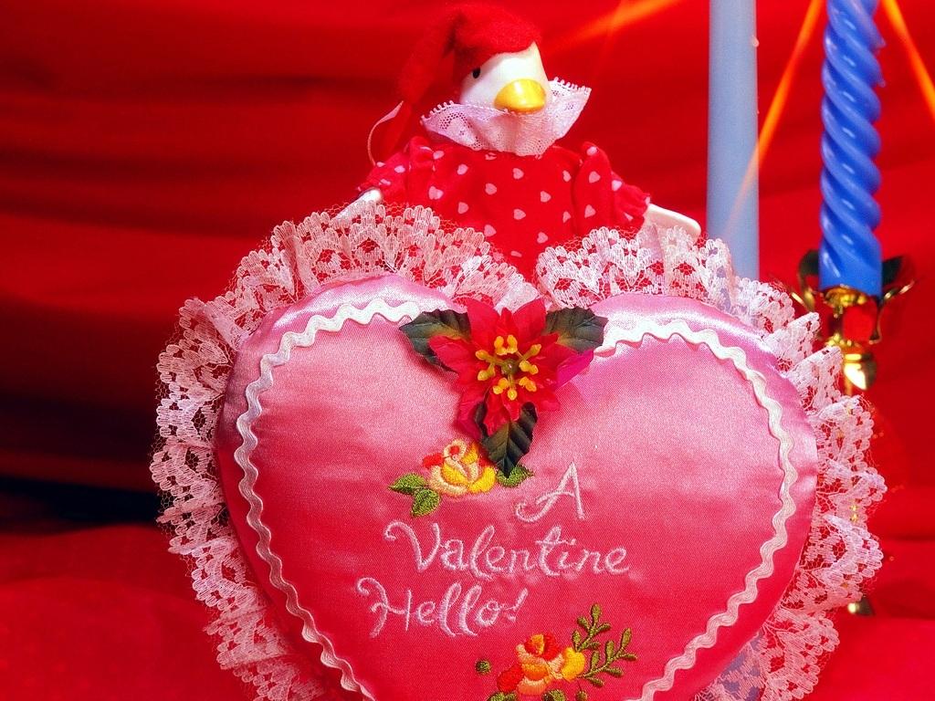 バレンタイン 壁紙 - St. Valentine's Day WALLPAPER