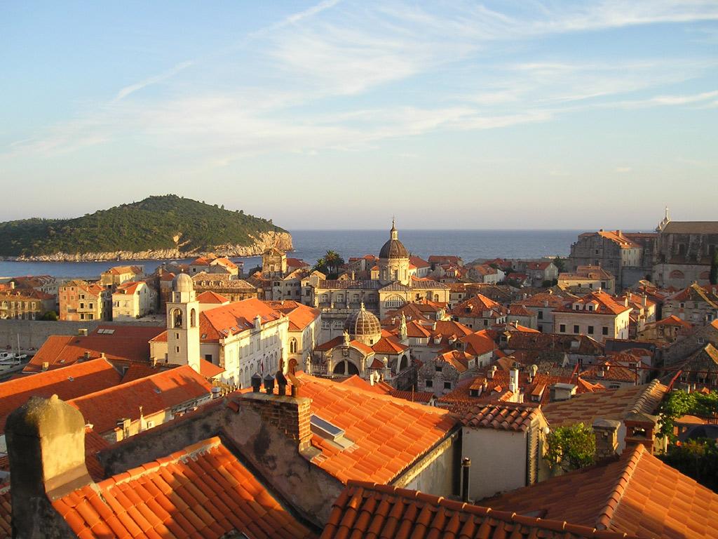 ドブロブニク(クロアチア) 壁紙 - Dubrovnik, Croatia WALLPAPER