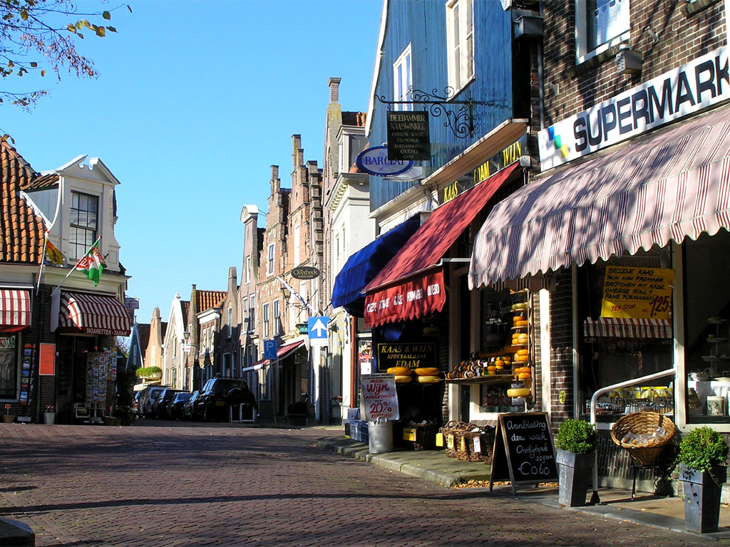 エダム(オランダ) 壁紙 - Edam, The Netherlands WALLPAPER