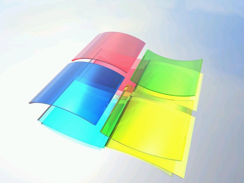 ウィンドウズ・ロゴ 壁紙 - Windows Logo WALLPAPER