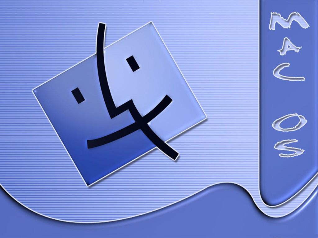 マック・ファインダー・アイコン 壁紙 - Mac Finder Icon WALLPAPER