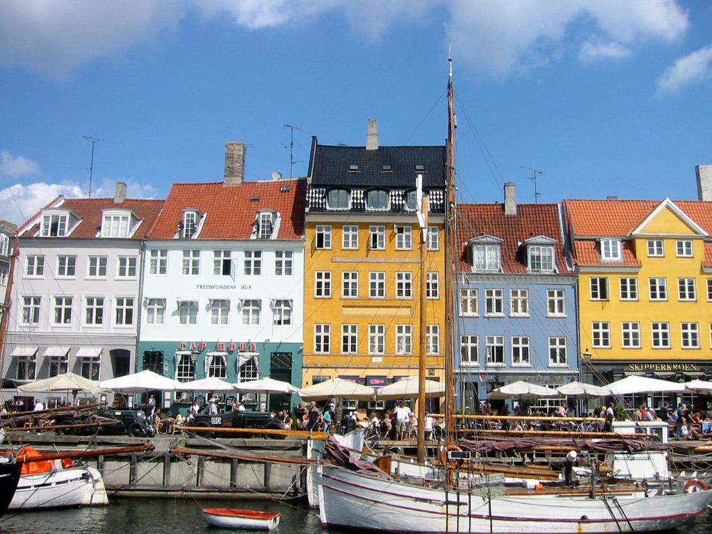 コペンハーゲン(デンマーク) 壁紙 - Copenhagen, Denmark WALLPAPER