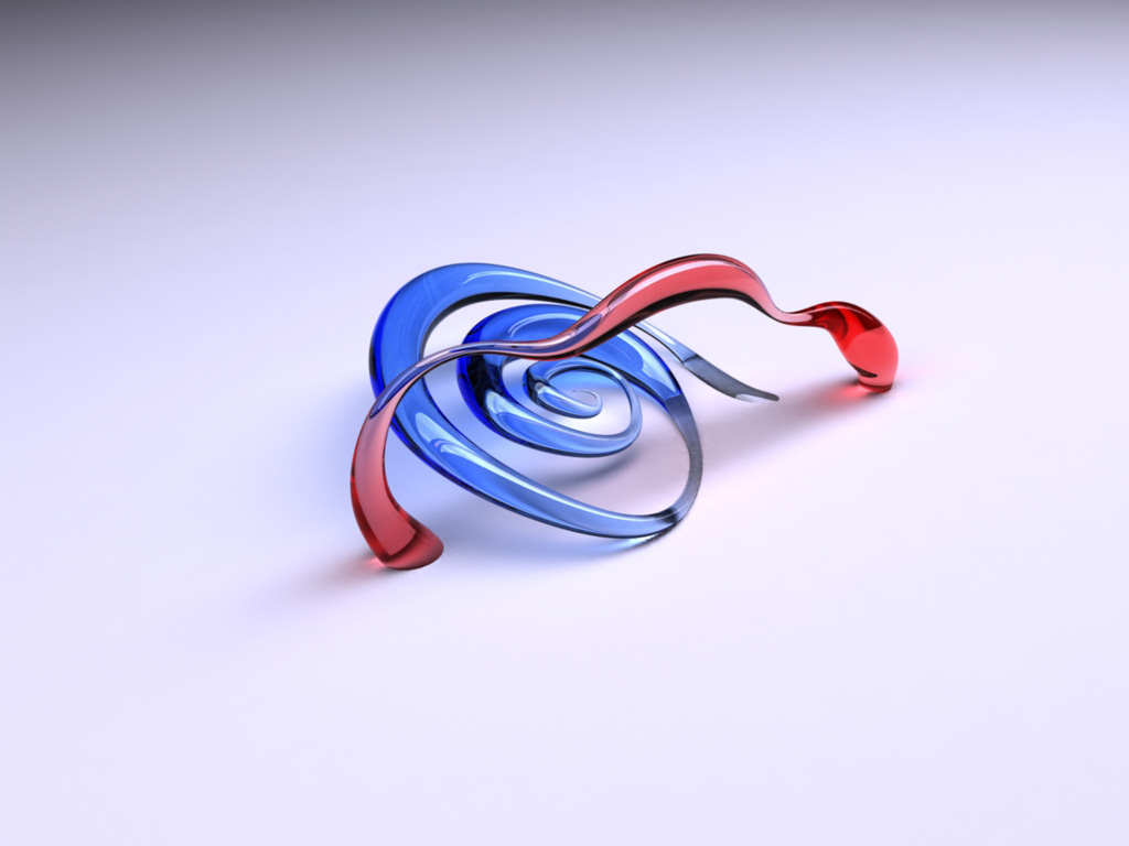 ガラス細工 壁紙 - Glass CG WALLPAPER
