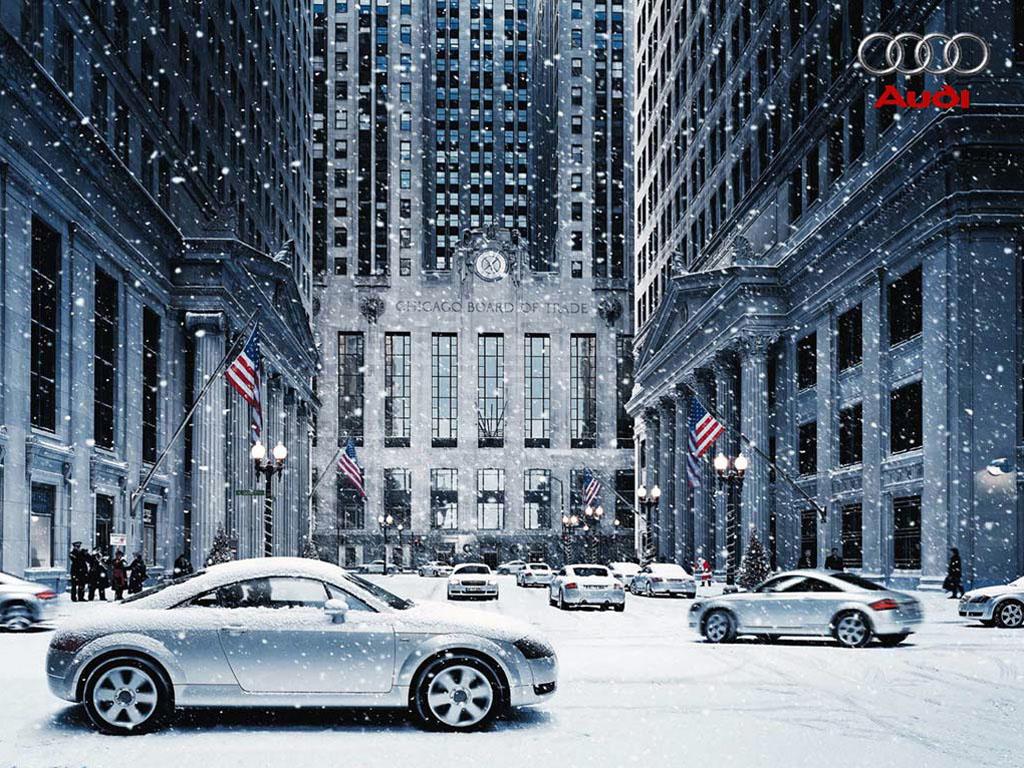 シカゴ商品取引所とアウディ 壁紙 - Audi WALLPAPER