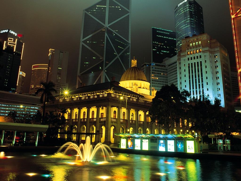 香港(中国) 壁紙 - Hong Kong, China WALLPAPER