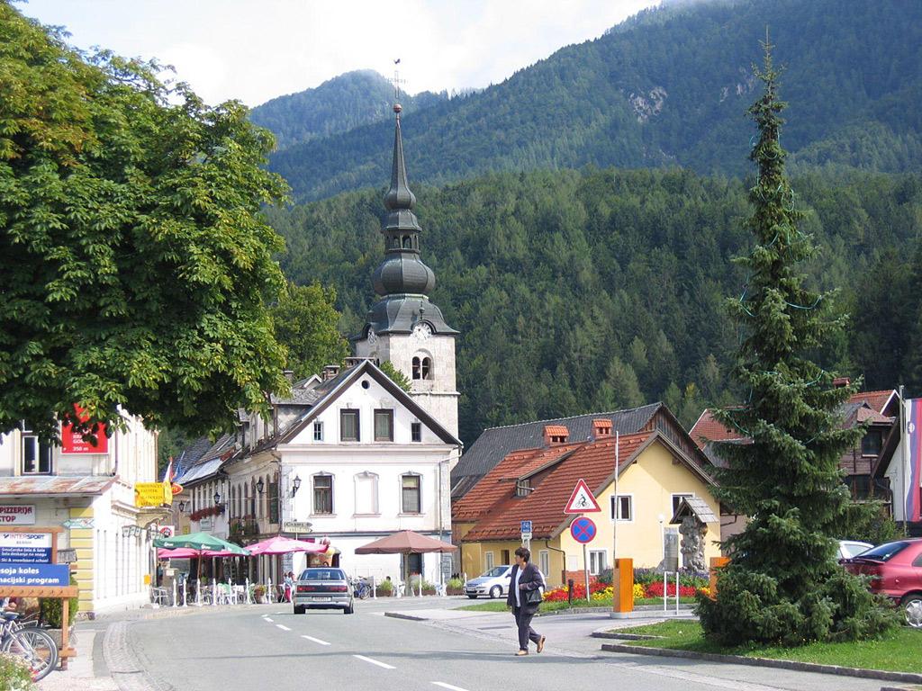 クランスカ・ゴーラ(スロベニア) 壁紙 - Kranjska Gora, Slovenia WALLPAPER