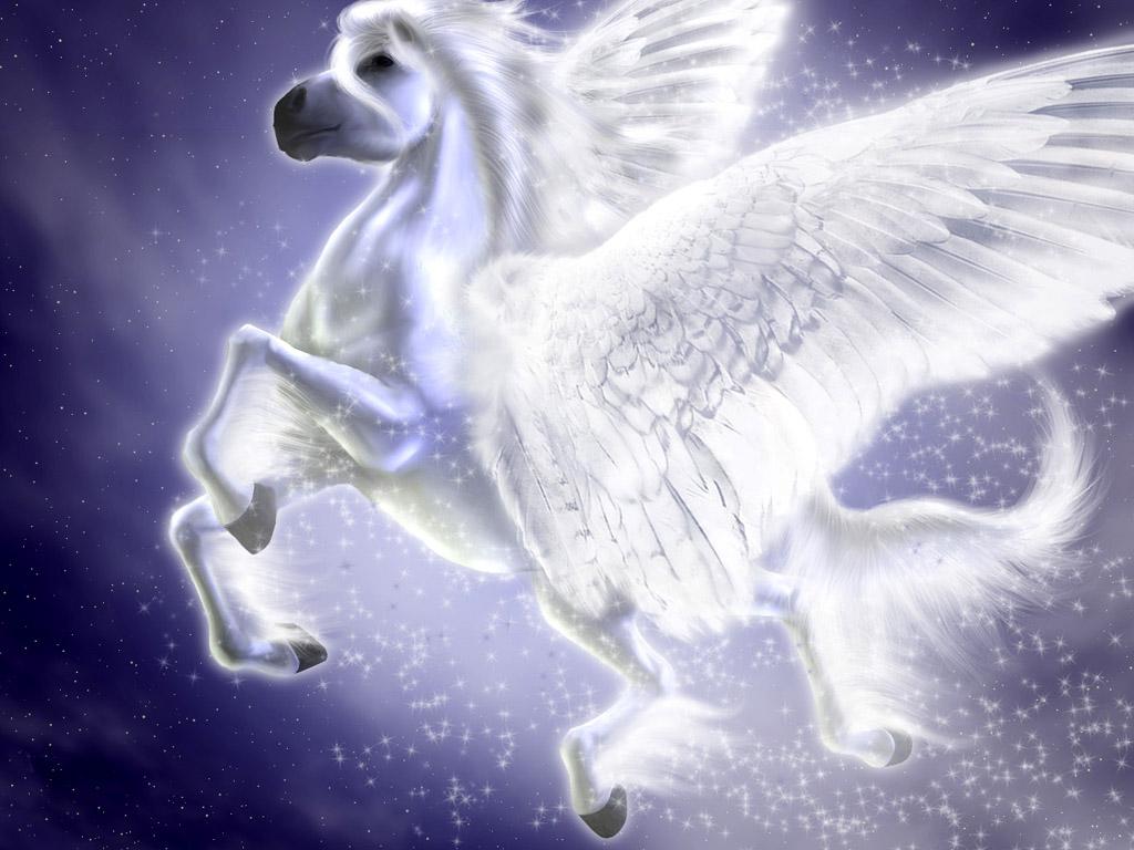 ペガサス 壁紙 - Pegasus WALLPAPER