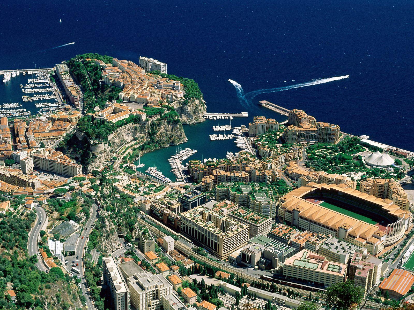 フォンヴェイユ(モナコ) 壁紙 - Monaco WALLPAPER