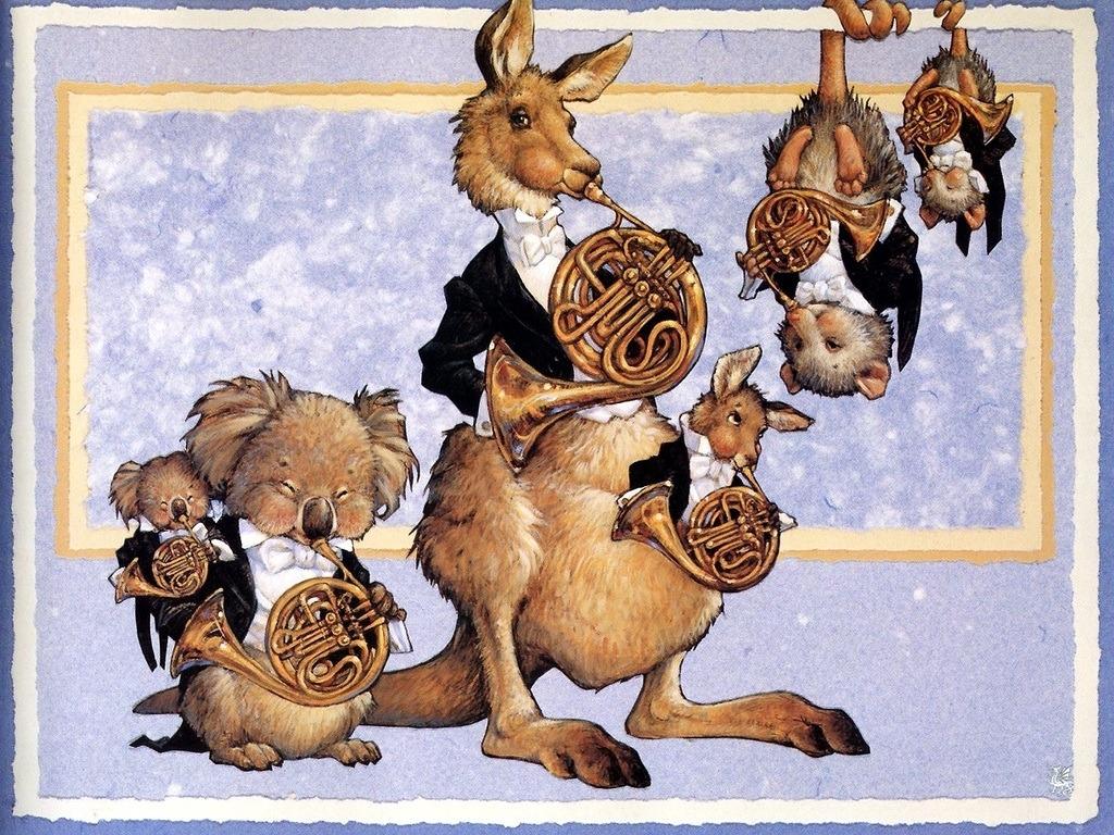 オーストラリア楽団 壁紙 - Orchestra WALLPAPER