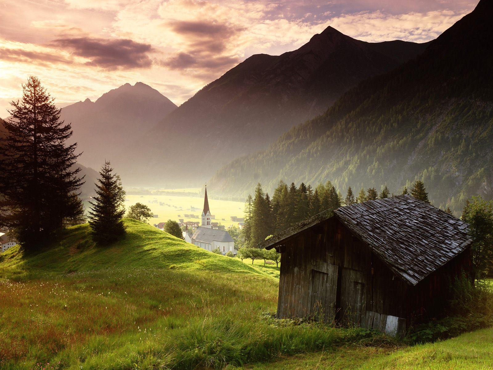 チロル(オーストリア) 壁紙 - Tyrol, Austria WALLPAPER