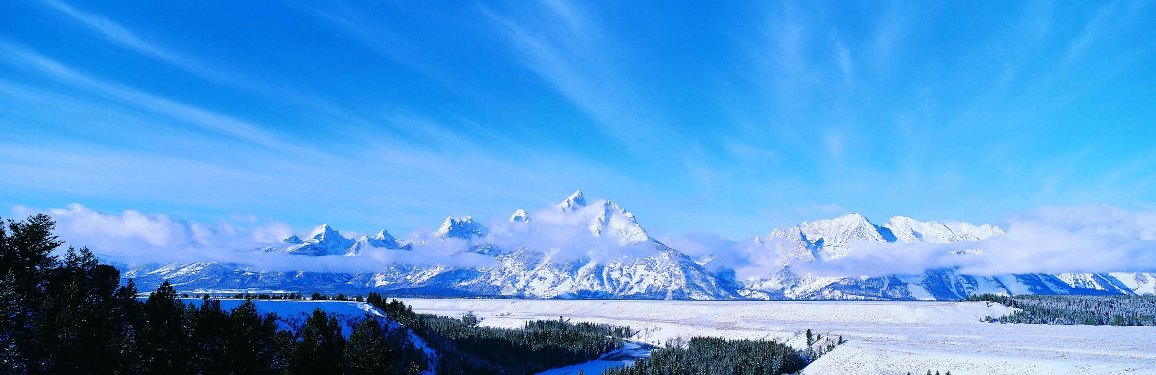 山岳写真 壁紙 - Mountains Photo WALLPAPER