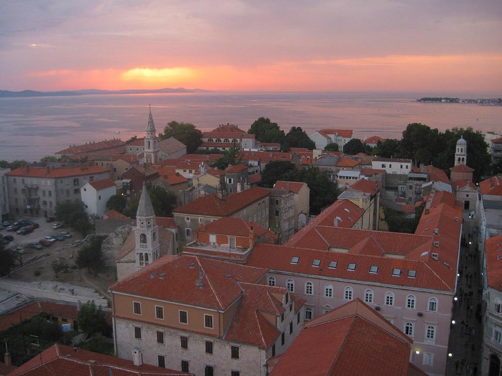 ザダル(クロアチア) 壁紙 - Zadar, Croatia WALLPAPER