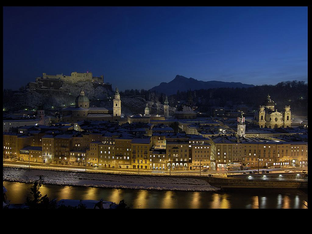 ザルツブルク(オーストリア) 壁紙 - Salzburg, Austri...  壁紙は縮小表
