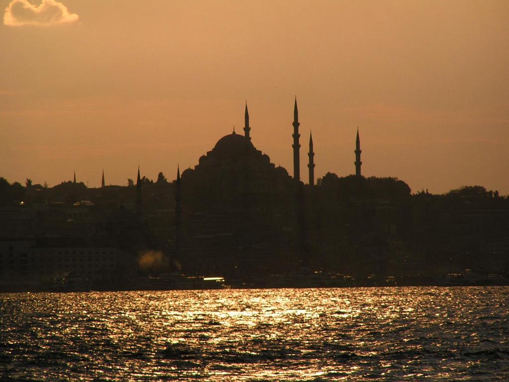 イスタンブール(トルコ) 壁紙 - Istanbul, Turkey WALLPAPER