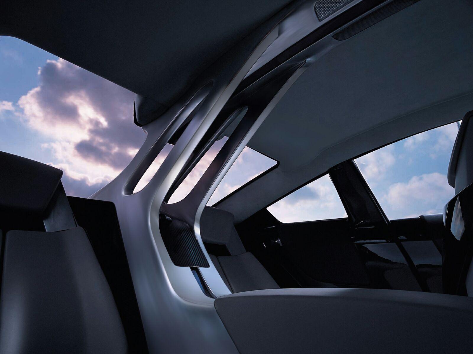 車内 壁紙 - Inside of a Car WALLPAPER