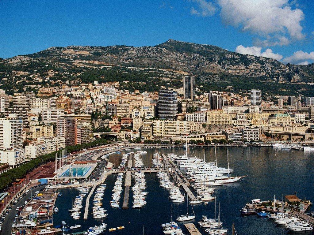 モンテカルロ(モナコ) 壁紙 - Monte-Carlo, Monaco WALLPAPER
