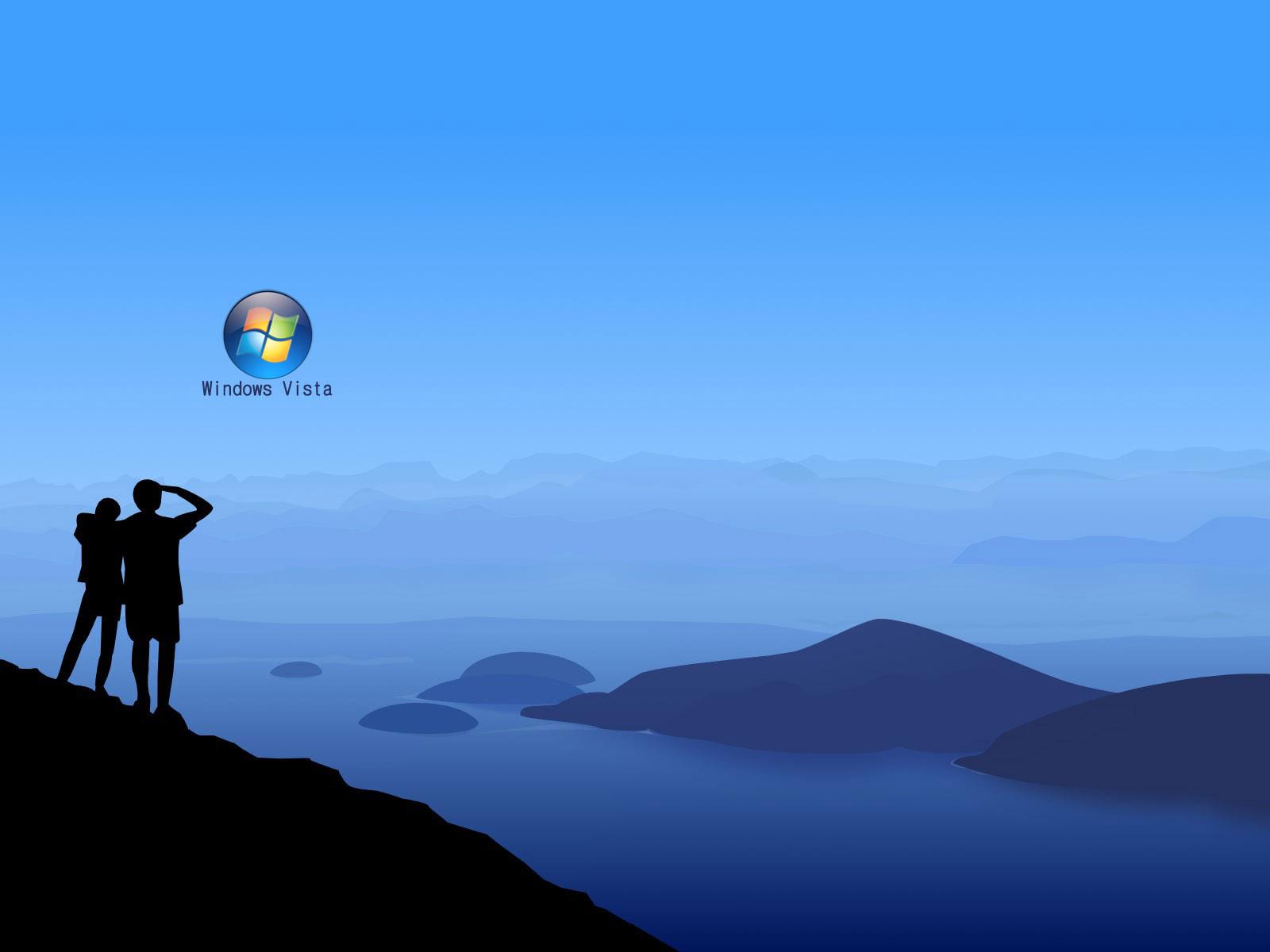Windows Vista 壁紙 - Windows Vista WALLPAPER