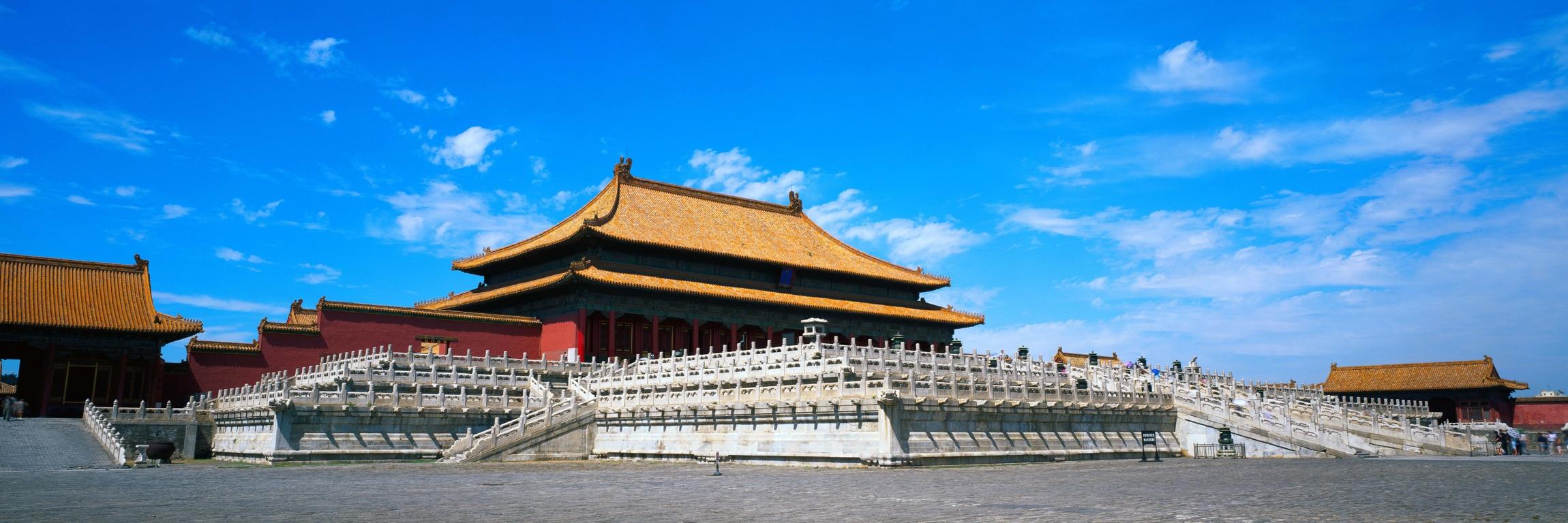 故宮 壁紙 - The Forbidden City WALLPAPER