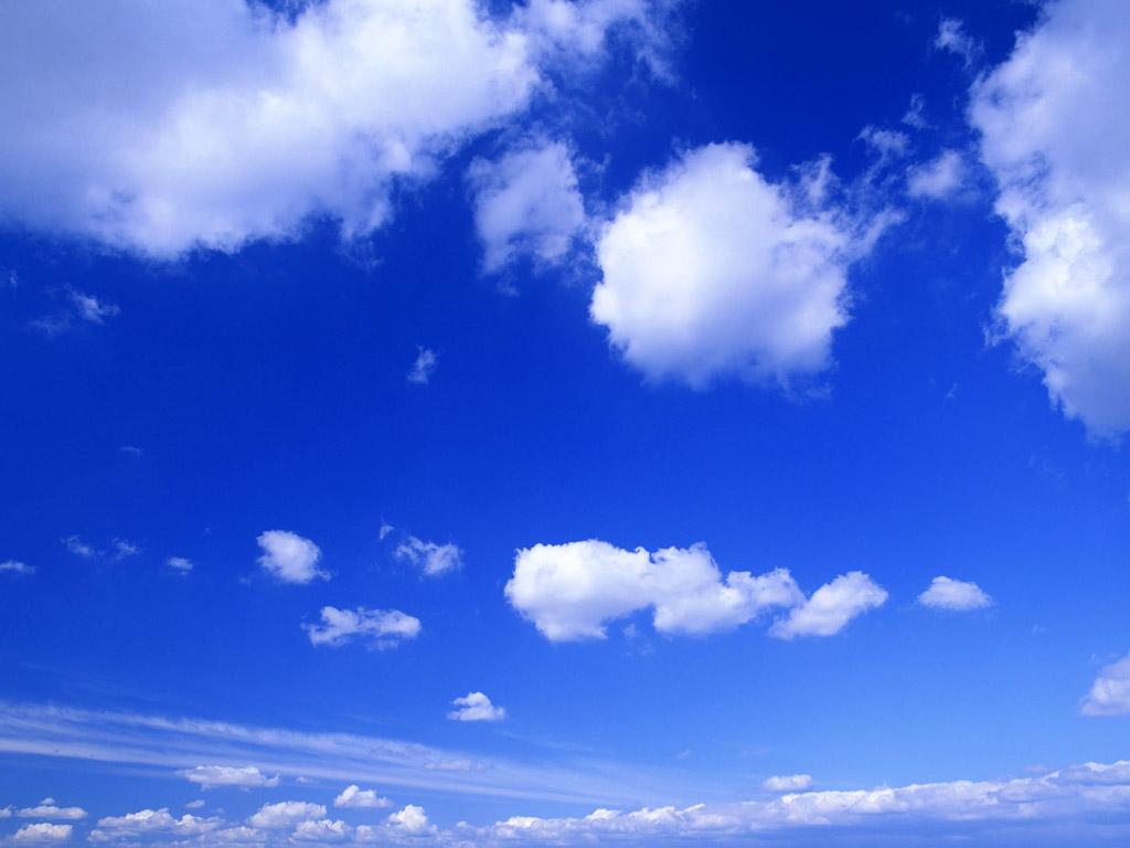 雲の風景 壁紙 - Cloudscape WALLPAPER
